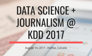 KDD Journalism Workshop